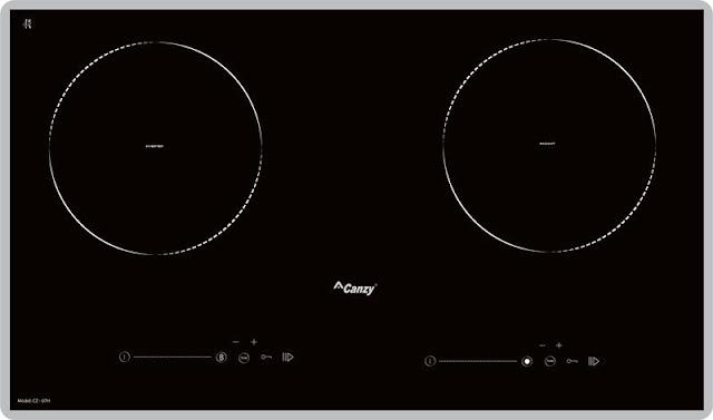 Bếp điện từ Canzy CZ-07H dùng có tốt không?