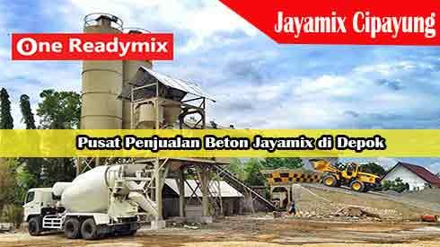Harga Jayamix Cipayung, Jual Beton Jayamix Cipayung, Harga Beton Jayamix Cipayung Per Mobil Molen, Harga Beton Cor Jayamix Cipayung Per Meter Kubik Murah Terbaru 2021