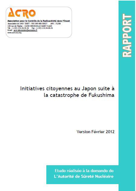 japon. catastrophe nucléaire : menace radioactive sur la pêche et l