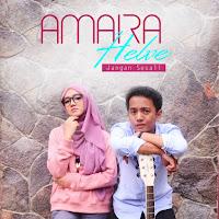 Lirik Lagu Amaira Helve Jangan Sesali (Feat Ram)