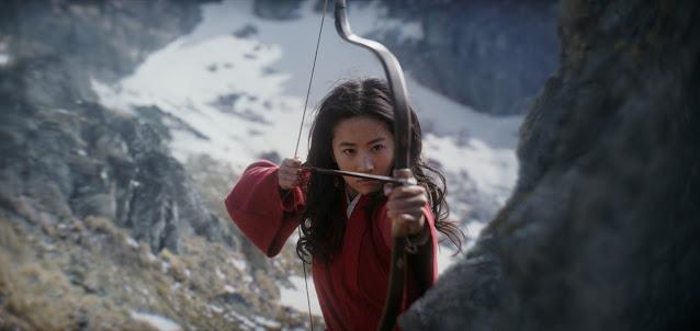 Mulan – Recenze