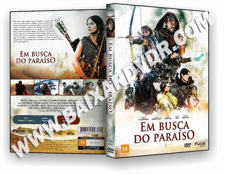 Em Busca do Paraíso (2020) DVD-R AUTORADO