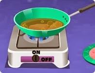 لعبة طبخ وطهى الدجاج اون لاين Chicken Cooking game online