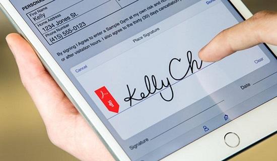 How to e-sign a document - Premium alternative options