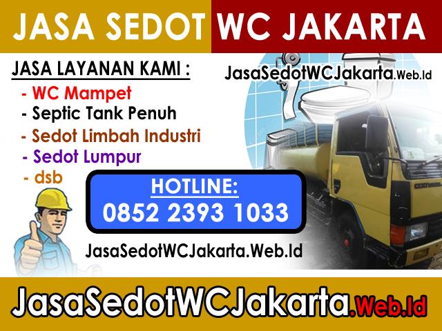 Biaya Jasa Sedot WC Depok 0852 2393 1033