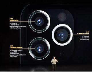 iphone 11 camera setup, iphone 11 pro max camera