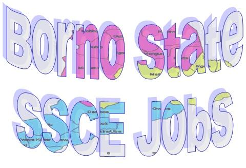 SSCE Jobs in Borno State 2021/2022 / Nigeria Best SSCE Jobs4U