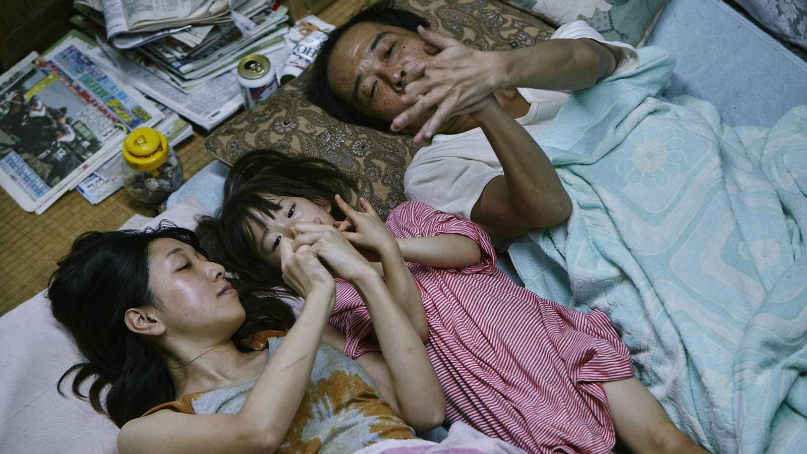 UN ASUNTO DE FAMILIA (Shoplifters) - pelicula de Hirokazu Koreeda