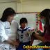 Tangkal Penyakit Campak dan Rubella, Ratusan Siswa SD-N 2 Tomohon Dimunisasi
