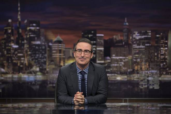John Oliver: On coronavirus, rodent is doing an improved job than Trump