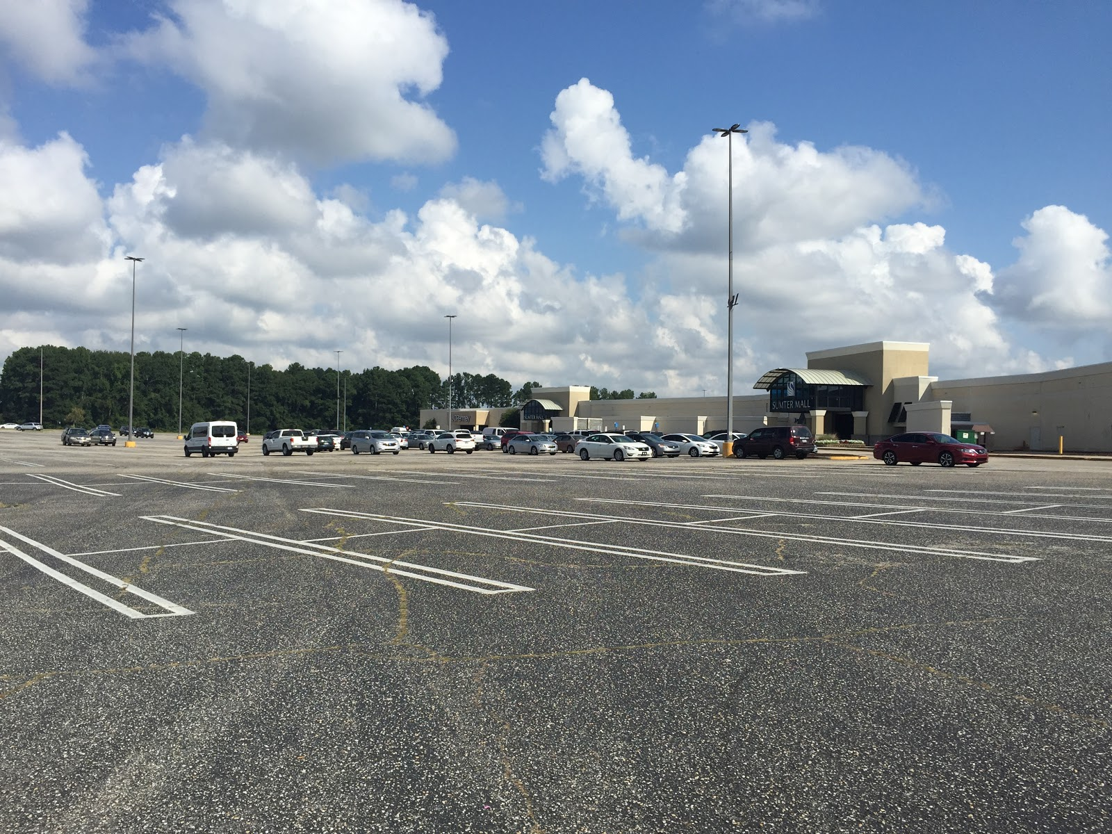SkyMall : Retail History and Abandoned Airports: Sumter Mall