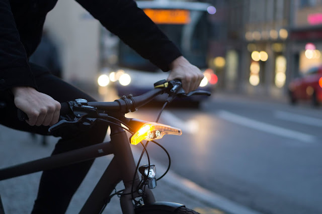 Bicycle led warning Manufacturers India