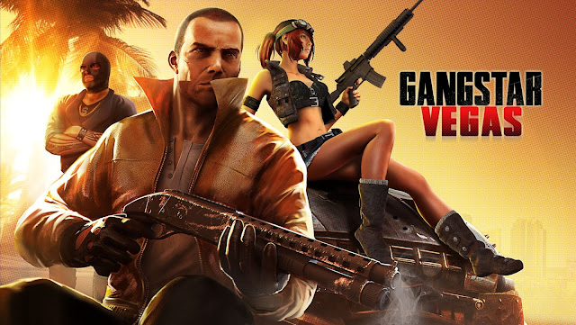 Download Gangstar Vegas MOD APK Unlimited Money VIP Anti-Ban Game