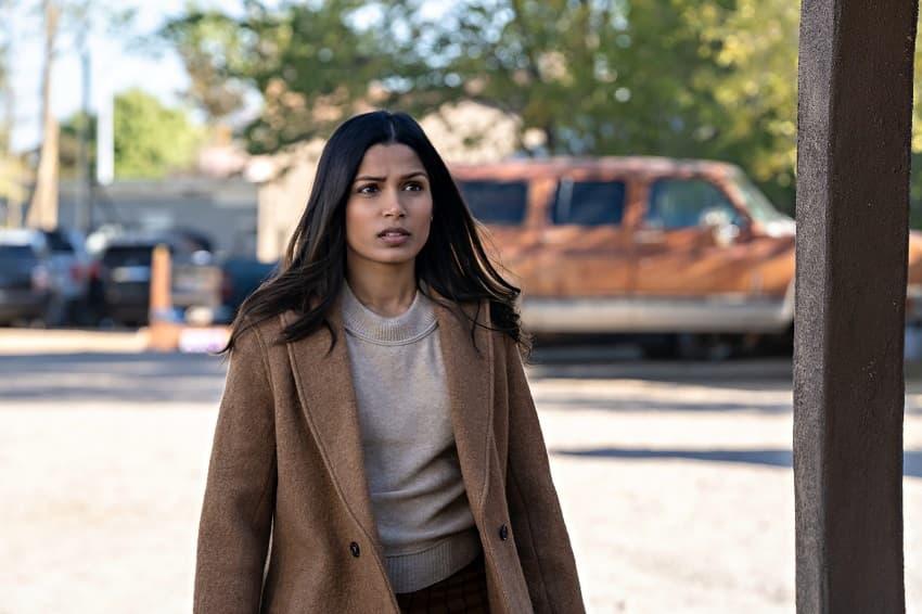 Рецензия на фильм «Посторонние» (Intrusion) - свежий эксклюзивный триллер Netflix - Кадр из фильма №2