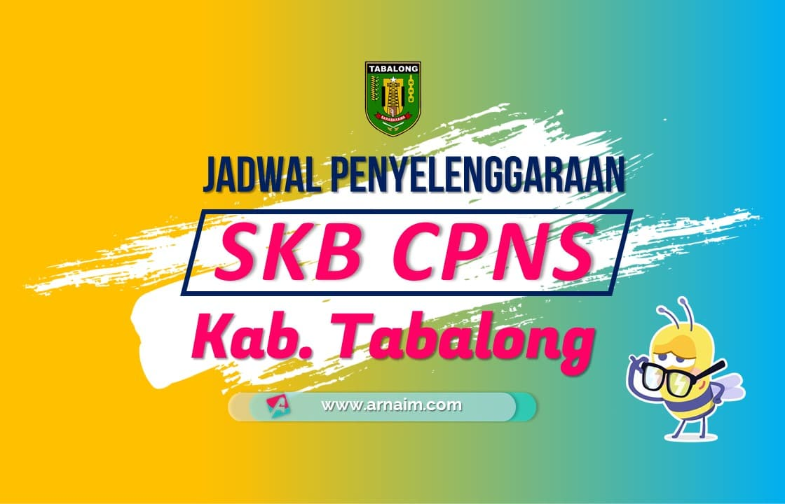ARNAIM.COM - Jadwal Penyelenggaraan SKB CPNS Kabupaten Tabalong
