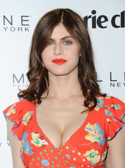 Alexandra Daddario - Marie Claire Celebrates Fresh Faces   Los Angeles