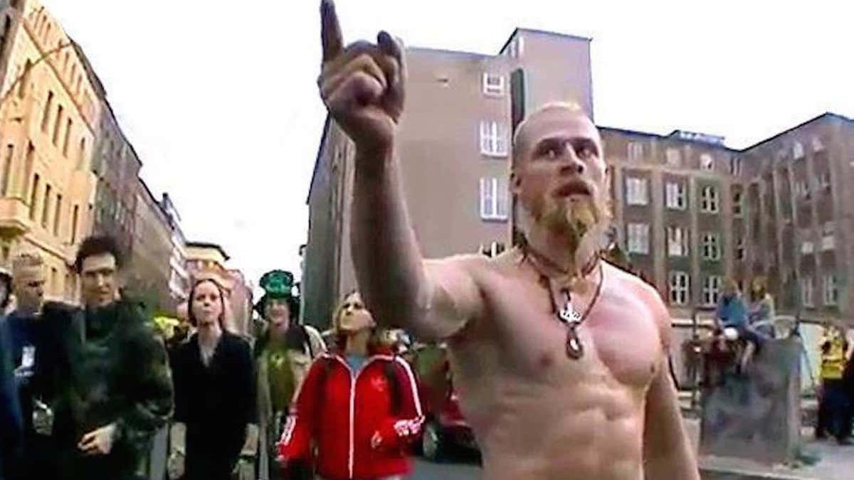 The Story behind the phenomenon named Techno Viking! - Track