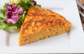 Resep Membuat Omelet Sayuran