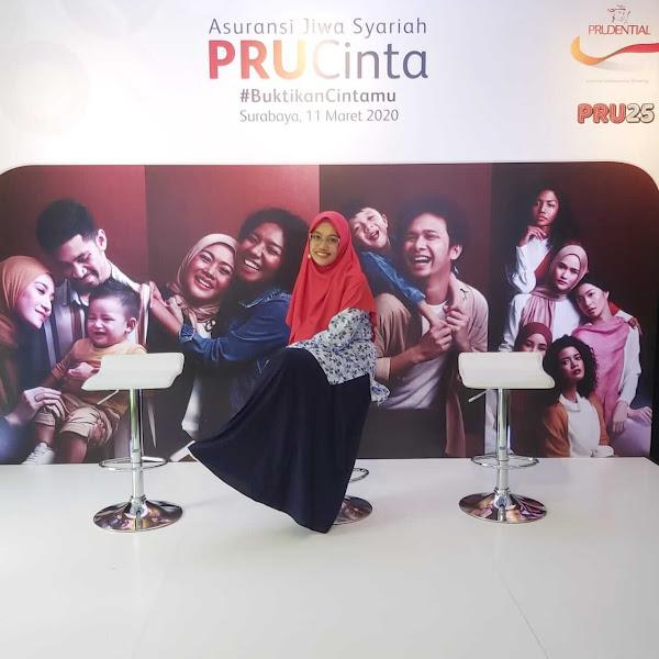 PRUCinta, Asuransi Jiwa Berbasis Syariah Persembahan Prudential untuk Orang Tercinta
