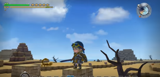 Dragon Quest Builder libera su demo en la store de PlayStation