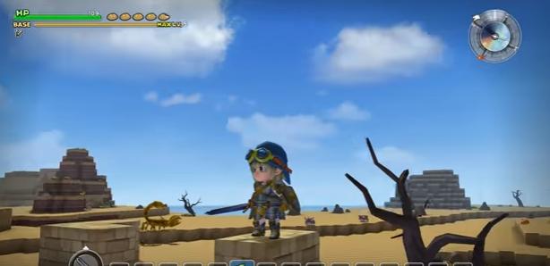 Dragon Quest Builder libera su demo en la store de PlayStation 1