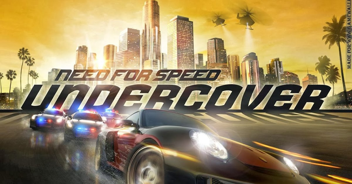 need for speed undercover psp download