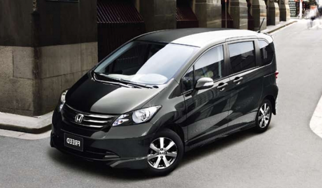 2016 All New Honda Freed ~ Trend Car Gallery