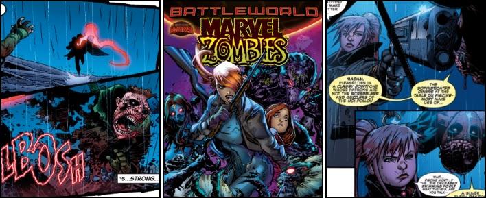 Image Gallery nebula marvel zombie