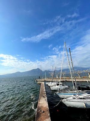 Giro in moto sul Lago di Garda: Torri del Benaco