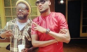 VIDEO : 2face – Rainbow Remix Ft. T-Pain [Behind The Scene] Movie / Tv Series