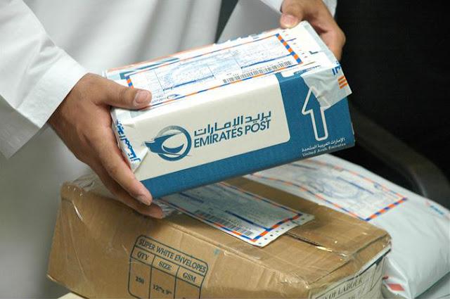 O serviço postal nacional dos Emirados Árabes Unidos, Emirates Post Group, suspendeu todos os serviços postais para o Catar