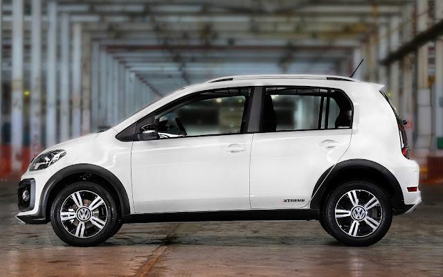 Volkswagen Up! Extreme TSI