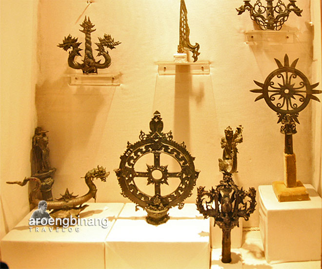 museum nasional indonesia cakra wisnu wajra tantra