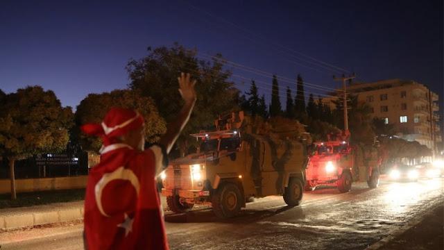 Εμπάργκο όπλων στην Τουρκία εξετάζει η ΕΕ