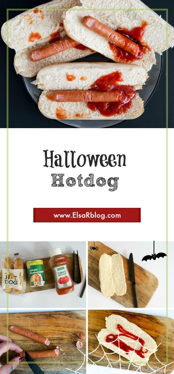 Hotdog vingers
