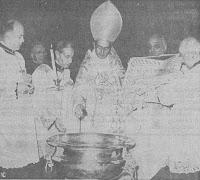 """The Paschal Blessing of the """"Agnus Dei"""" (Benedizione degli Agnus Dei nel Mercoledì di Pasqua)"""