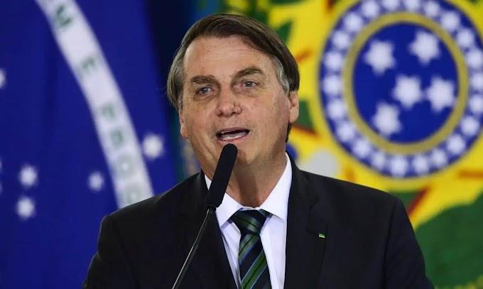 Presidente Bolsonaro cria financiamento imobiliário 'especial' da CAIXA para policiais e bombeiros.