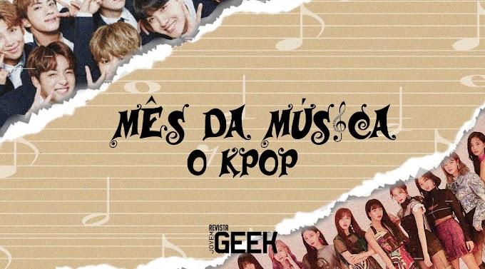 Mês da Música: K-Pop