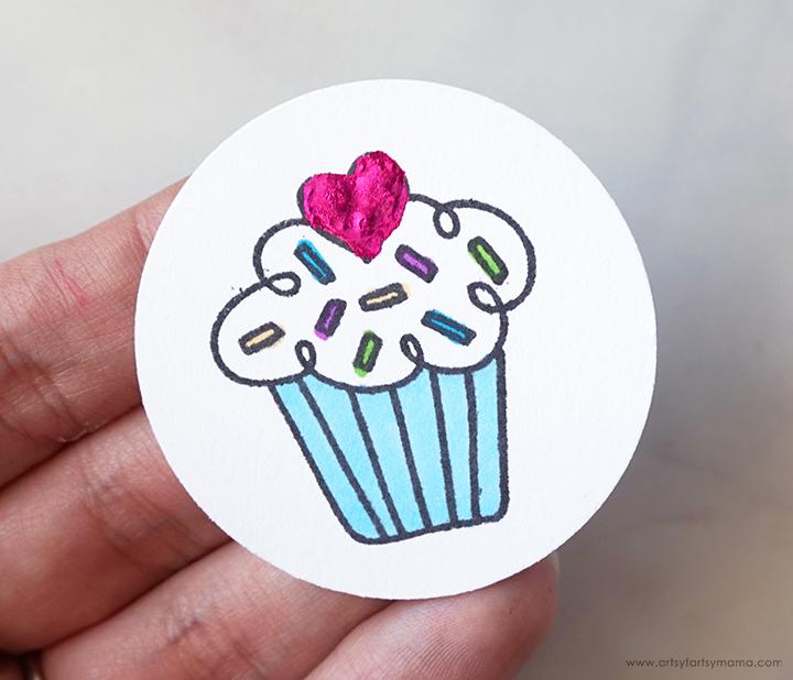 Handmade Sprinkle Kindness Card