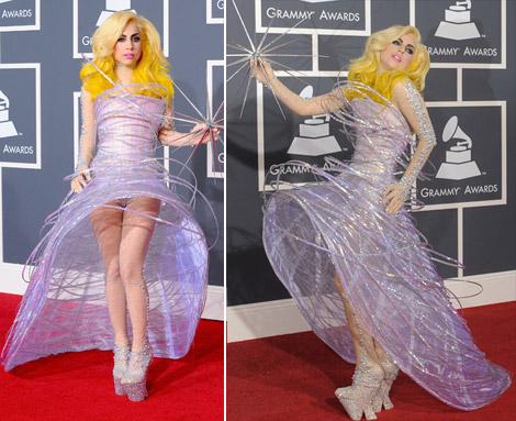 Who Wore What Giorgio Armani Costumes For Lady Gaga