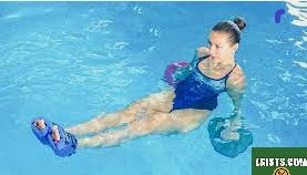 Exercises to do in the pool