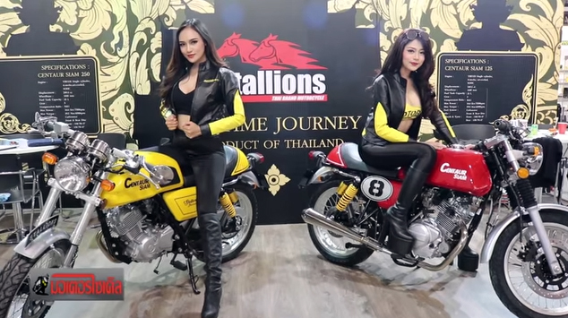 RoyalEnfields.com: Royal Enfield Continental GT copied by ...