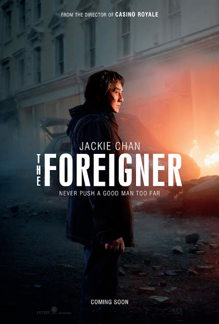 Movie Review : The Foreigner