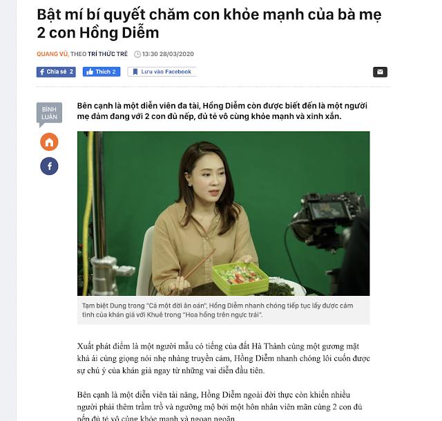 rong nho sabudo review tu bao chi