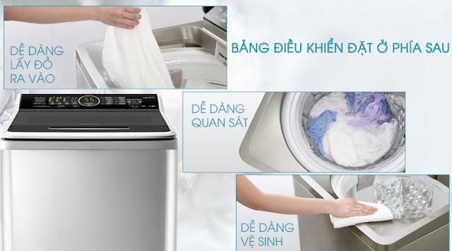Máy Giặt Panasonic NA-F100X5LRV
