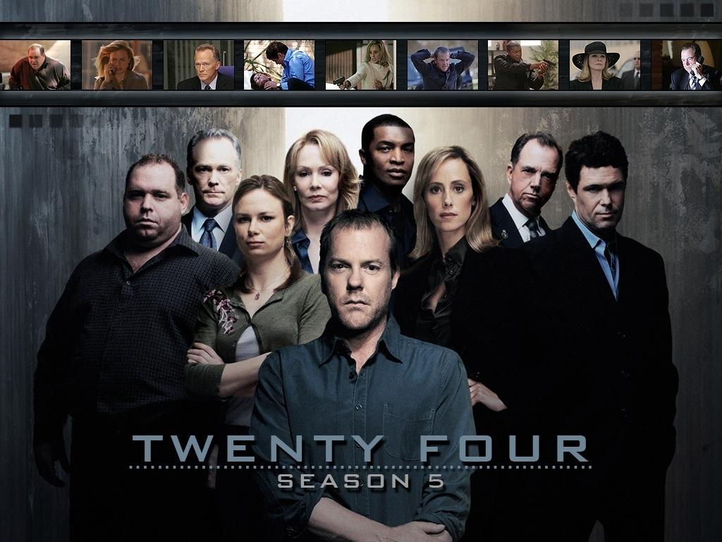 Jack Bauer's 24: 24 Season 5