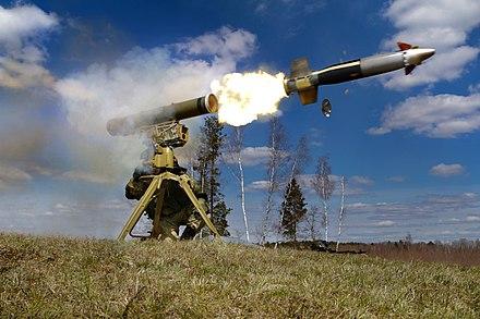 Бойовики обстріляли ЗСУ керованими ракетами