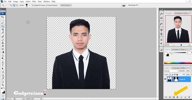 Cara Mengubah Ukuran Foto di Photoshop Menjadi 3X4