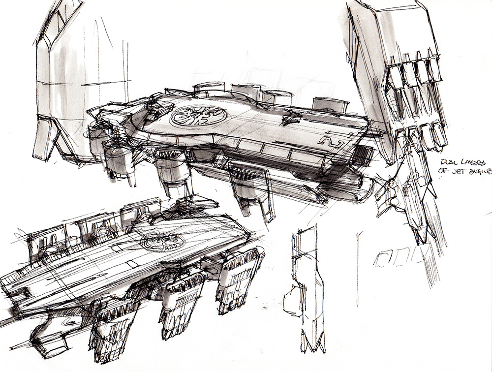 Phil Saunders' Random Stuff: Helicarrier development