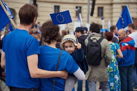 """Városunkba érkezett az Európai Parlament """"Szavazni fogok"""" kampánya"""